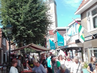 Braderie in West